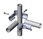 Verbinder 90°-2-fach L-Verbinder