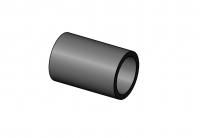 Reduzierhülse, Bohrungen reduzieren, PA, Polyamid, schwarz, 1399 K 0001 NA01, 1399 K 0002 NA01