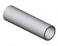 Aluminium Rohr Profilrohr