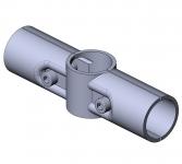 Verbinder-180° 2-fach 180-Grad