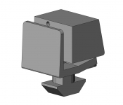 Uniblock Clip, Produktbild